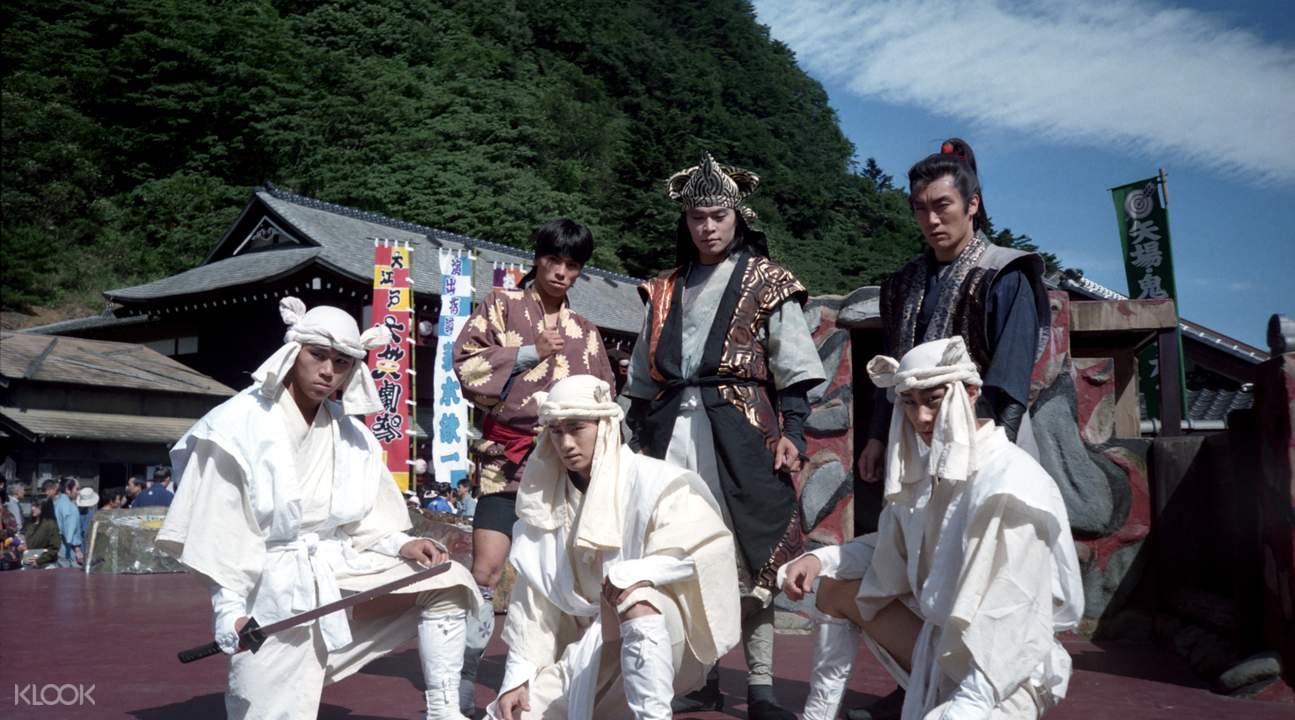 Japan ninja tour