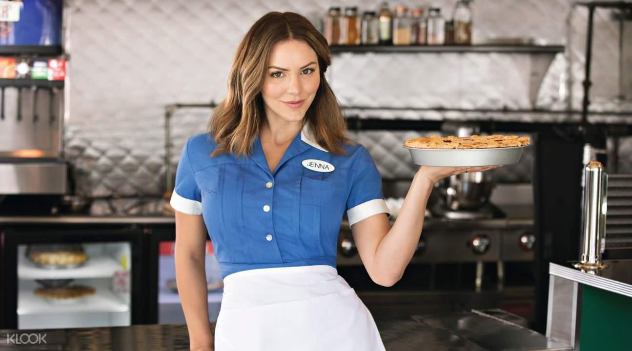 Waitress纽约百老汇歌舞剧
