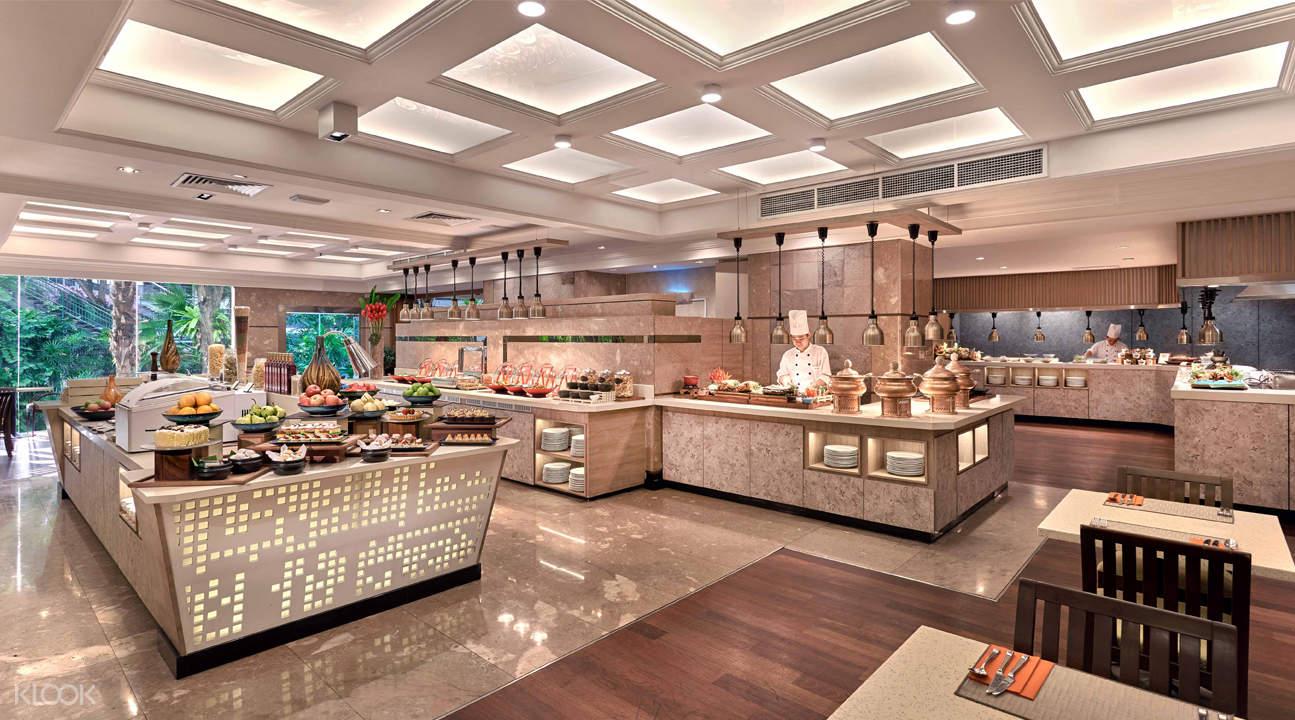 新加坡武吉士濱海賓樂雅酒店美芝路Ginger