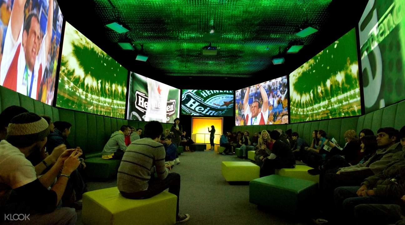 Heineken Experience โรงงานผลิตเบียร์ไฮเนเก้น