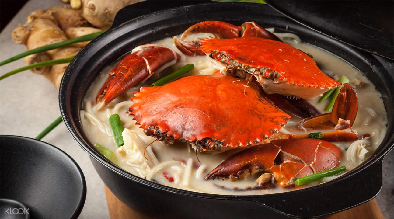 crab beehoon wok master farrer park singapore
