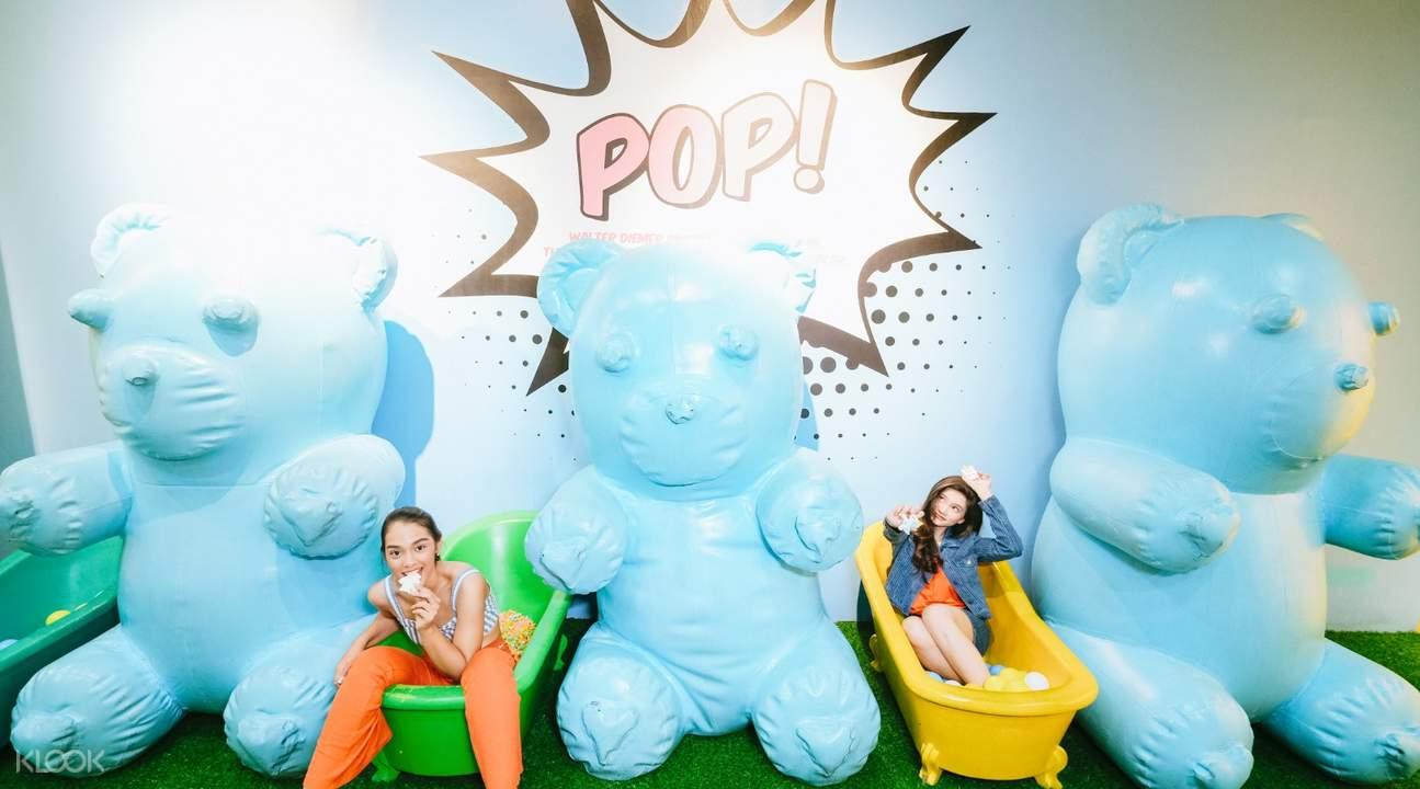 Gummy Bear Room