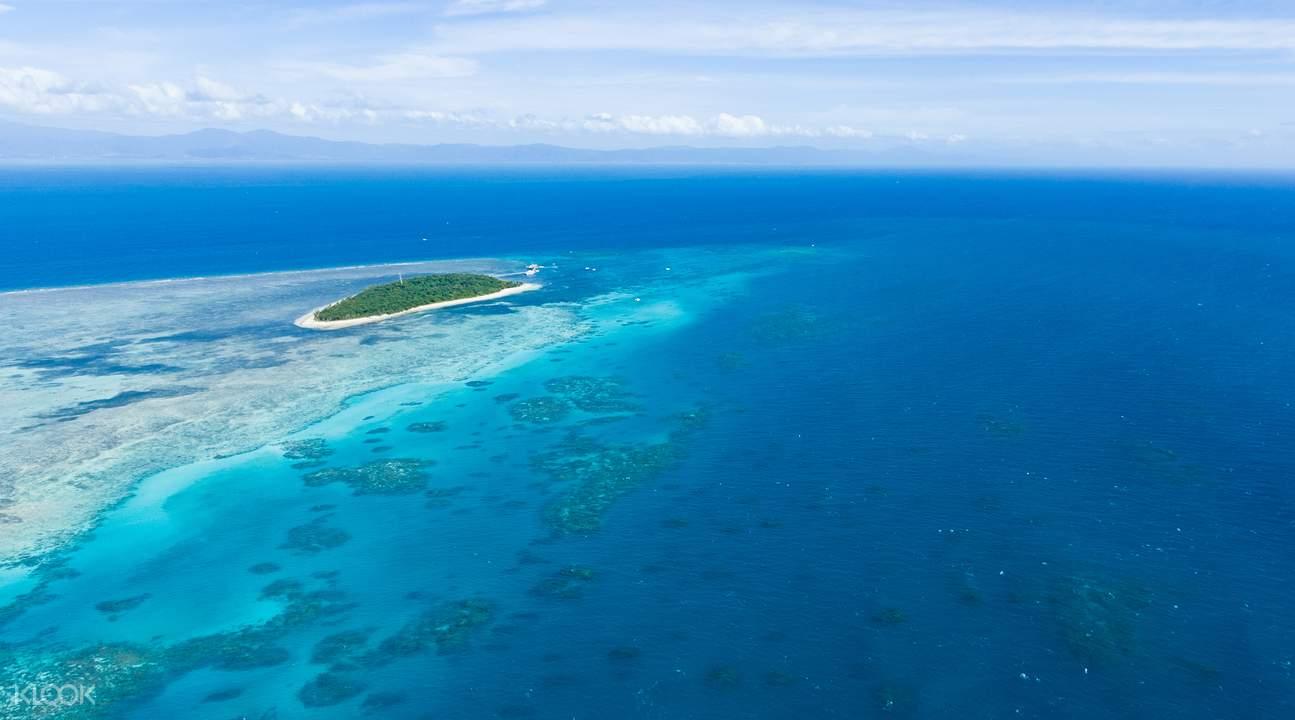 澳洲凯恩斯绿岛,格林岛