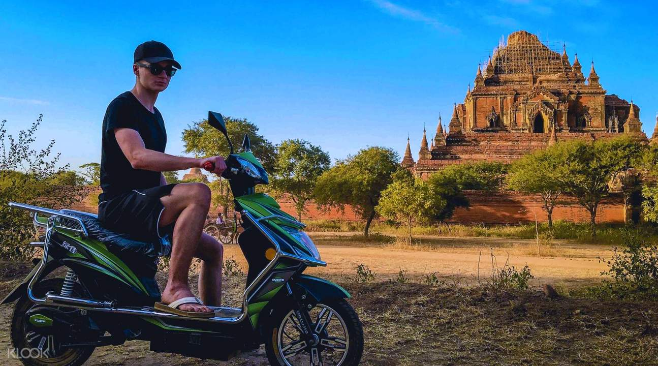 bike temple tours bagan