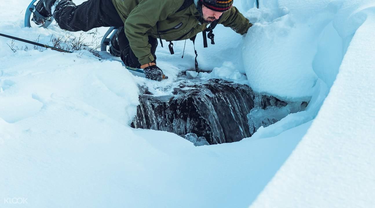特羅姆瑟雪靴徒步