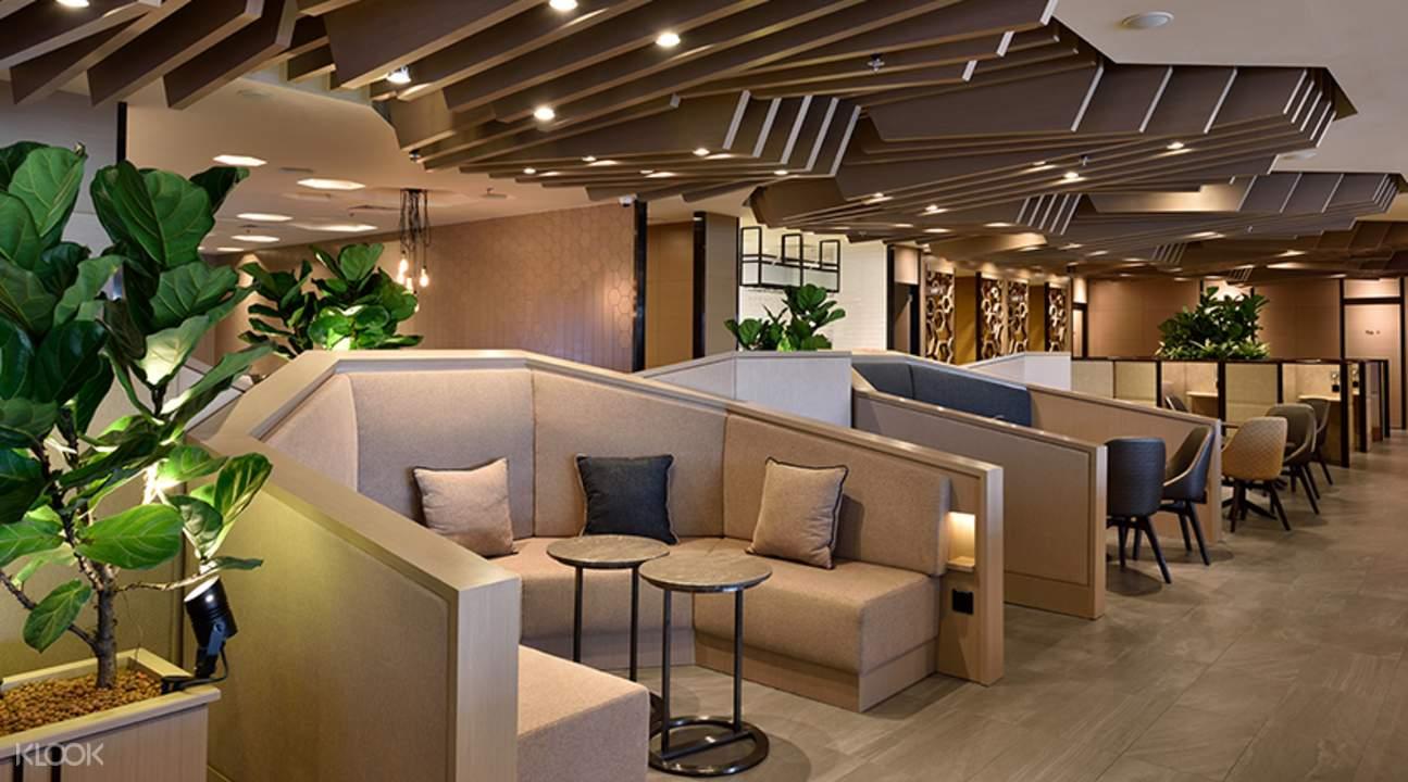 新加坡樟宜机场贵宾室