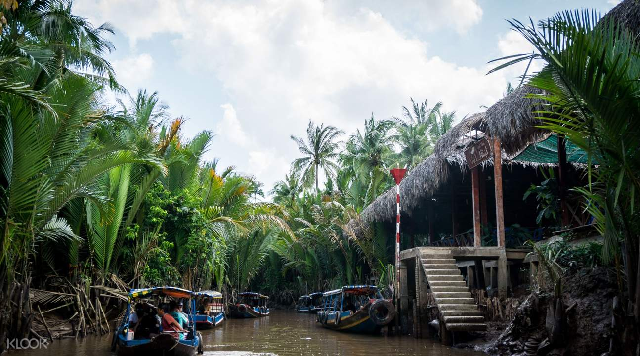 cu chi tunnel mekong delta tour vietnam