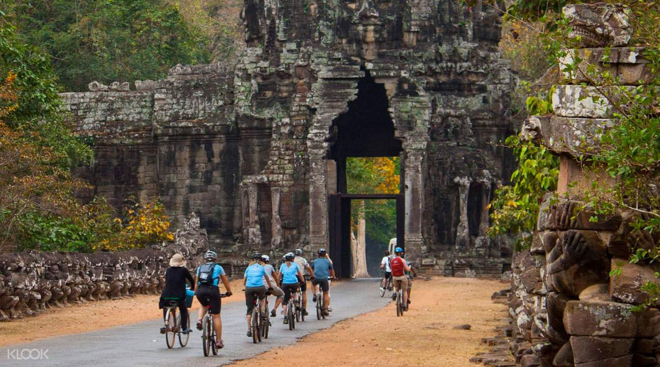 Siem Reap Bicycle Rental