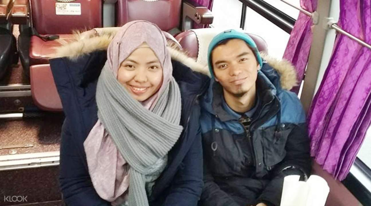 江原道Alpensia & 龍平滑雪度假村接送巴士(首爾往返)