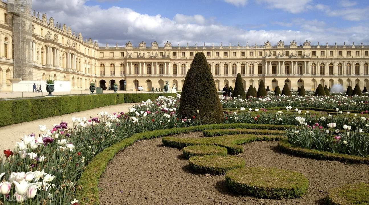凡尔赛宫花园