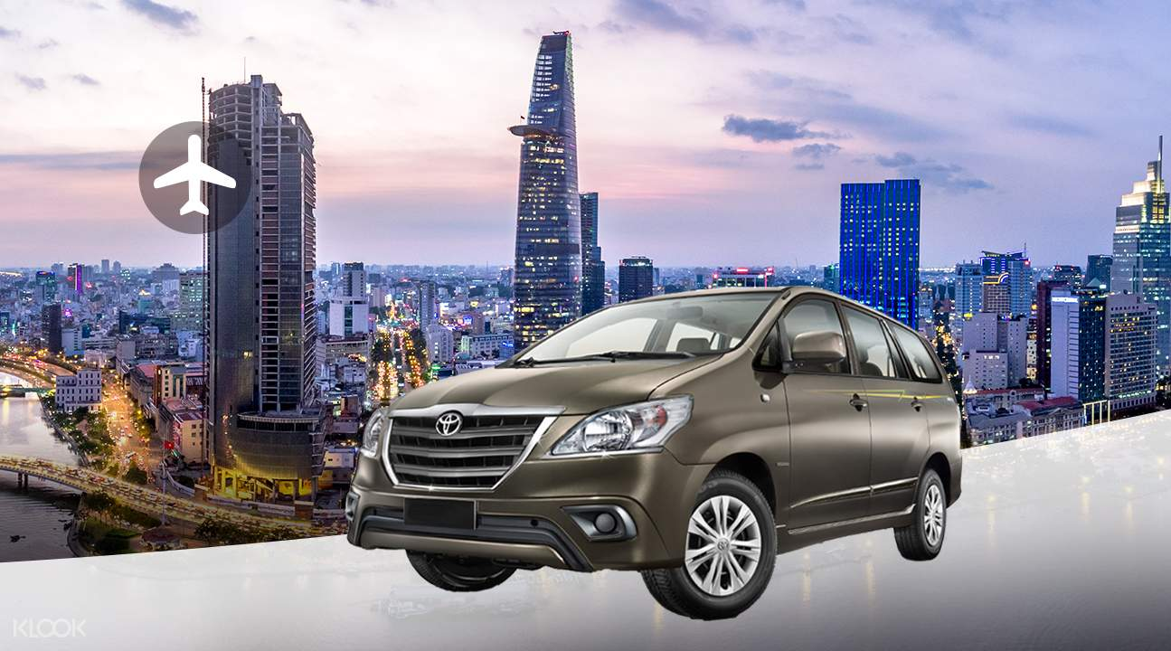 私人专车接送往返新山一国际机场与胡志明市