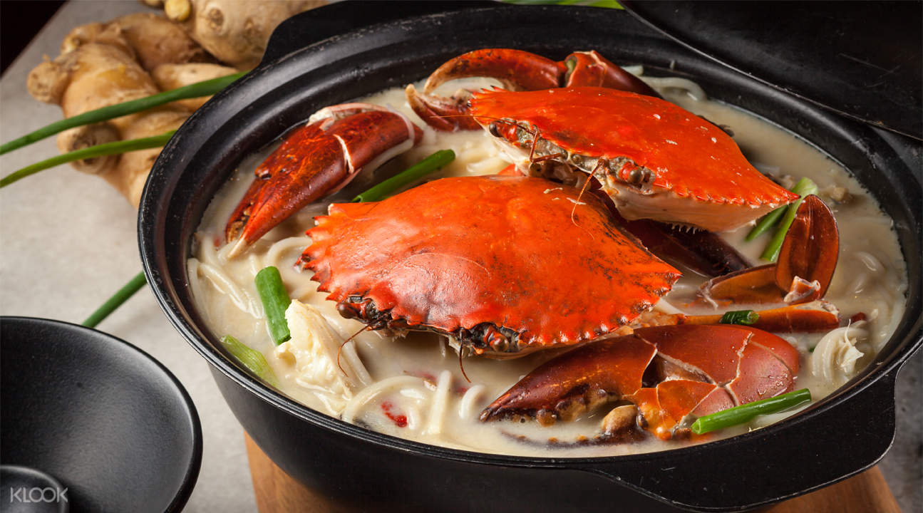crab bee-hoon wok master jurong east singapore