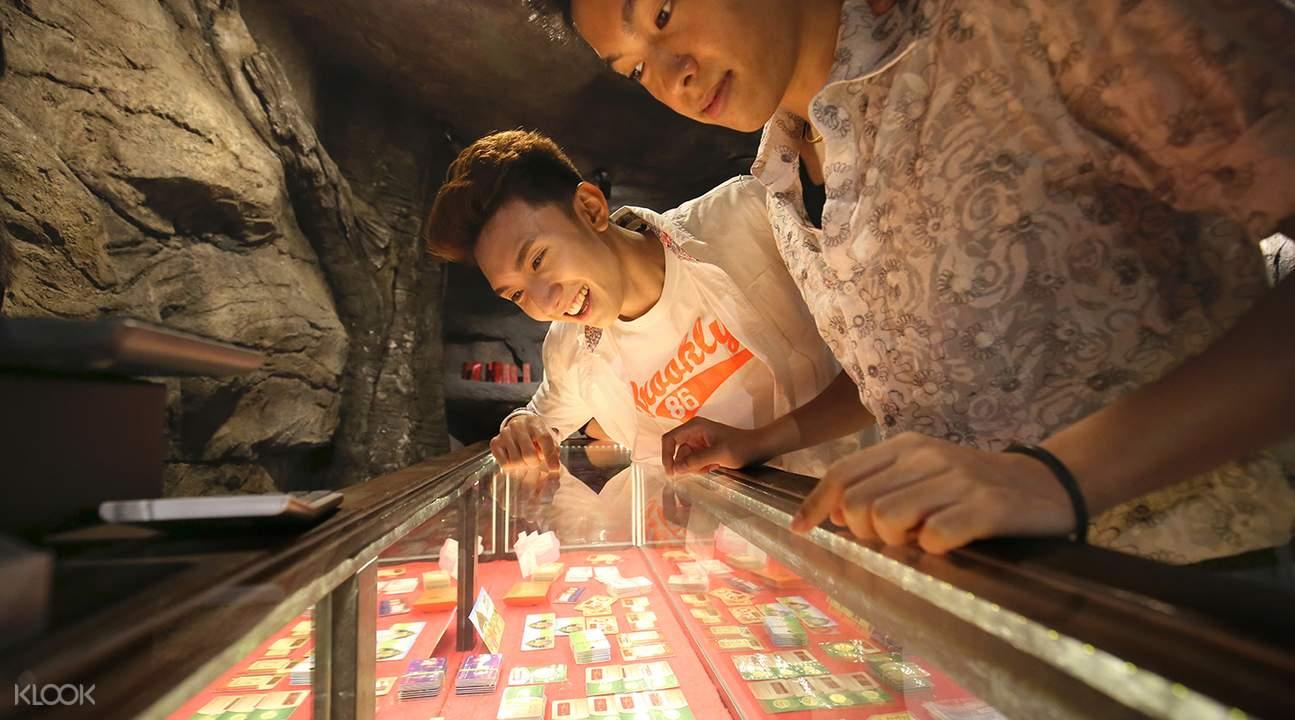 槟城黄金博物馆黄金收藏品