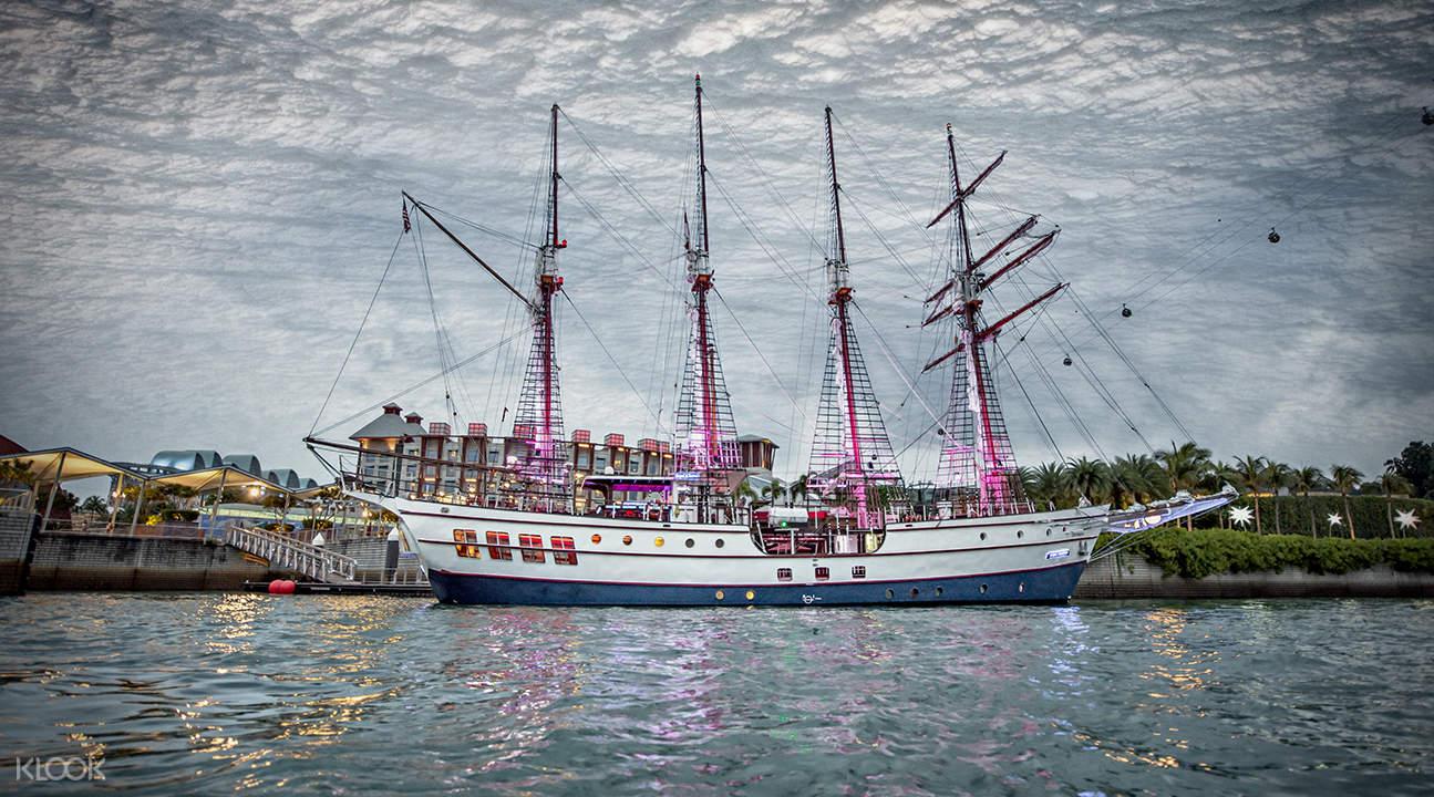 Royal Albatross號遊輪日落之旅