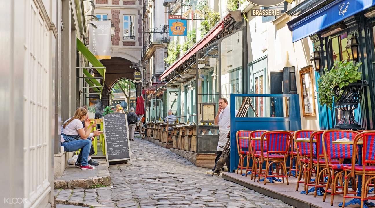 法国巴黎圣母院左岸拉丁区向导,巴黎拉丁区,塞纳河左岸