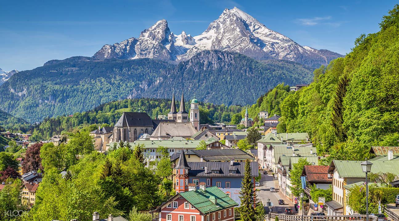 berchtesgaden tour from munich