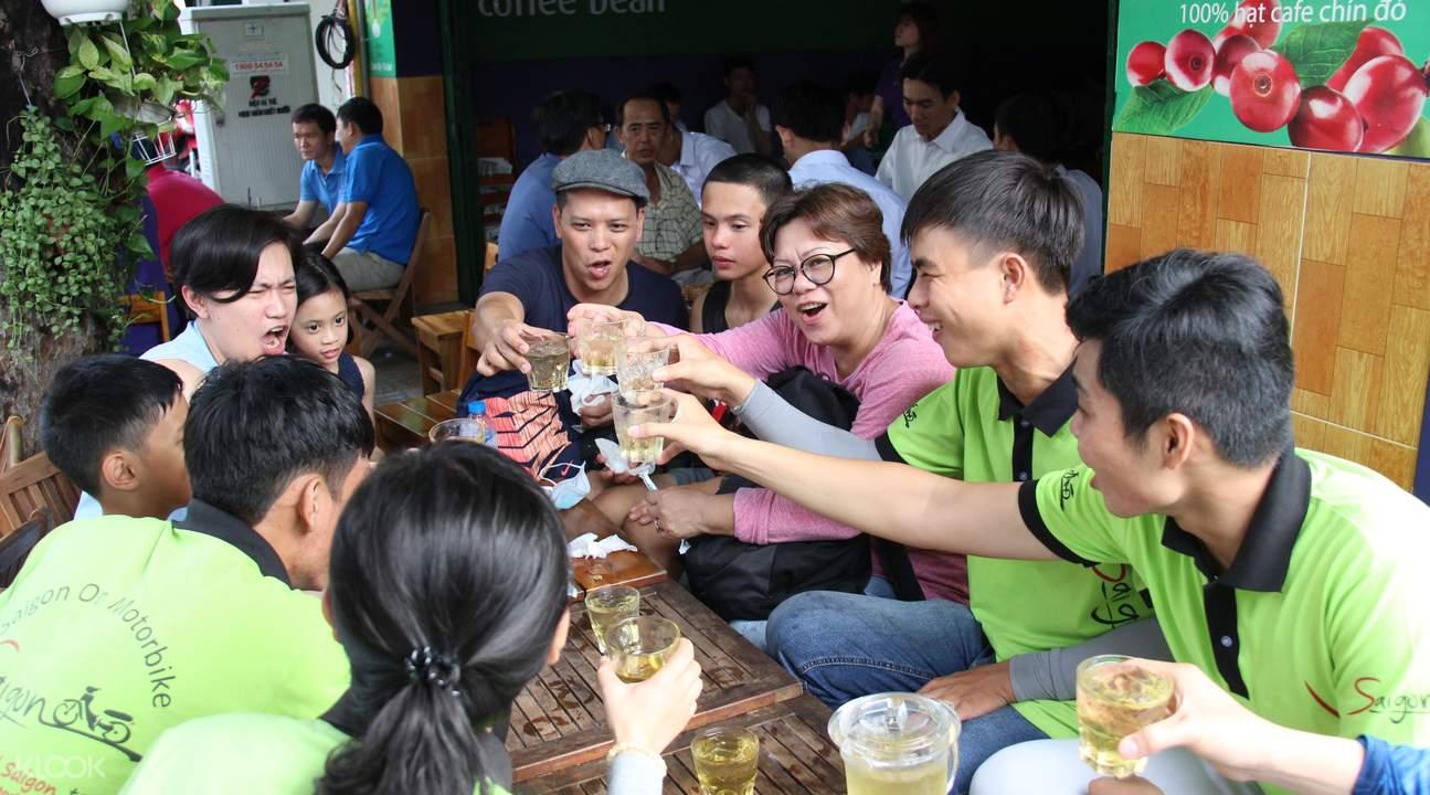 西贡街头美食之旅