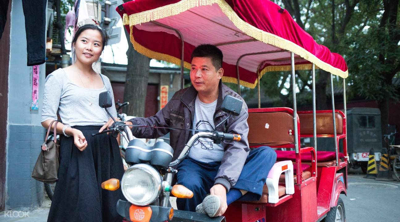beijing hutong tours by motorcycle