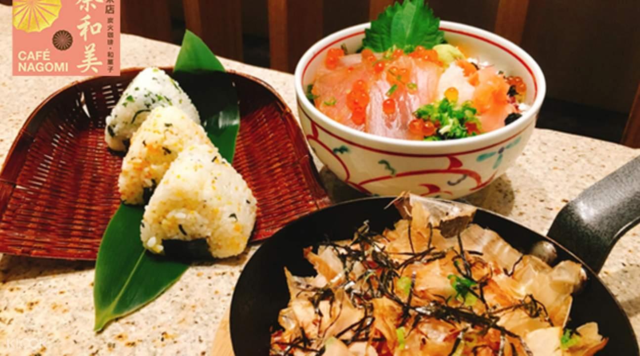 cafe nagomi light meals