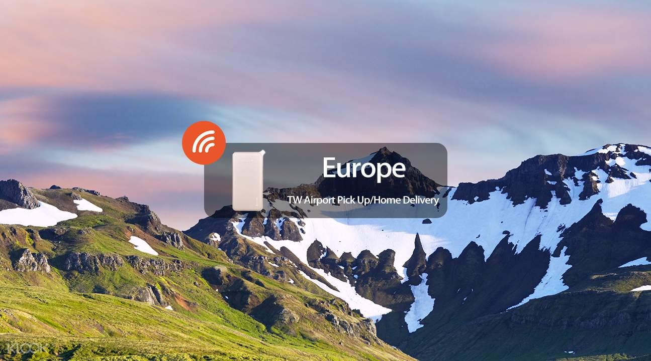 4g portable wifi europe