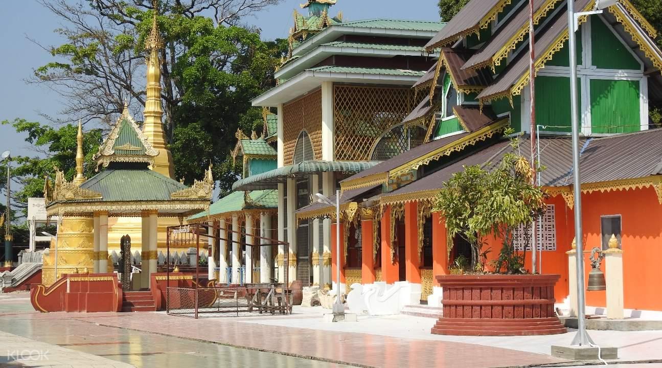 Shwesandaw Pagoda Twante Private Day Tour from Yangon, Myanmar