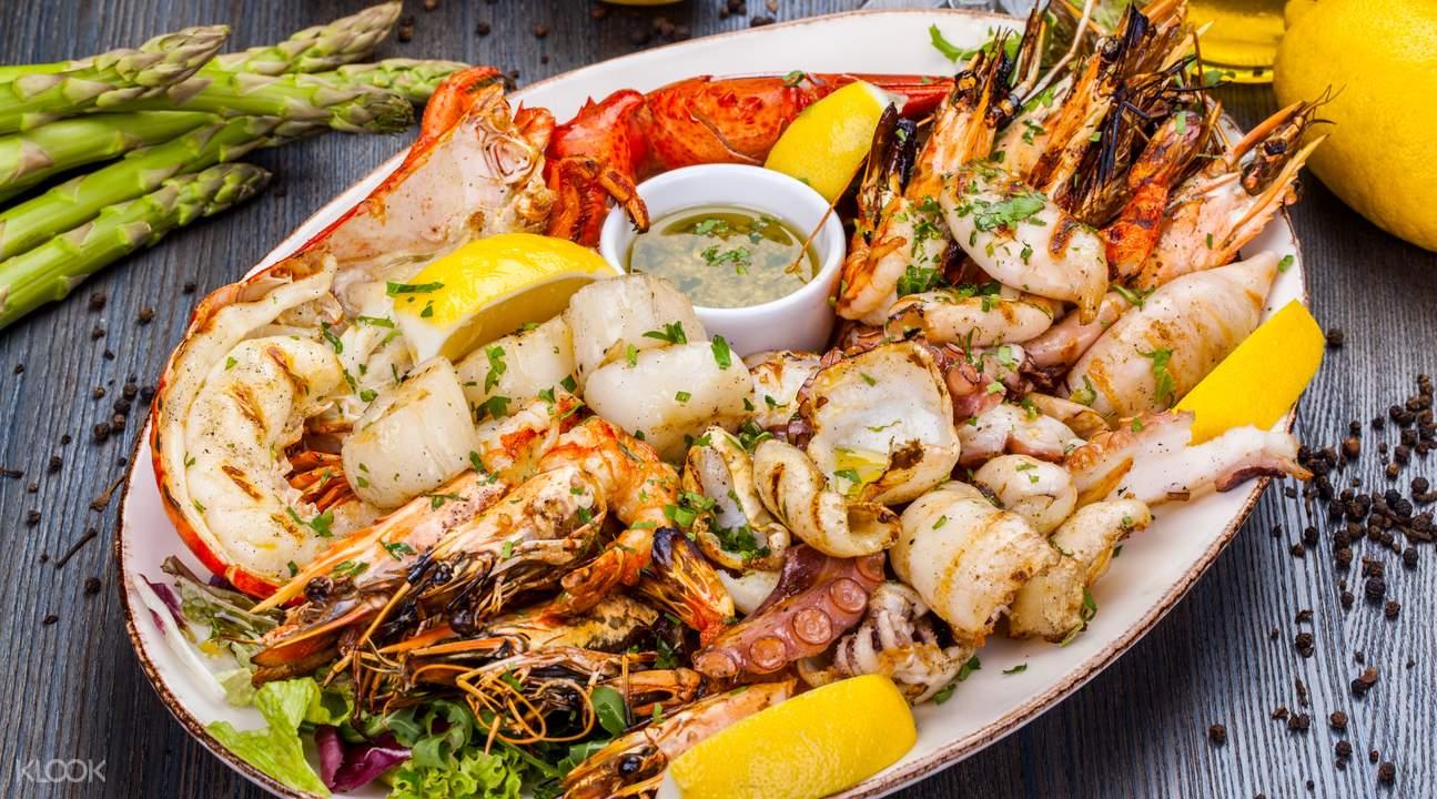 奧德賽海鮮盛宴巡遊