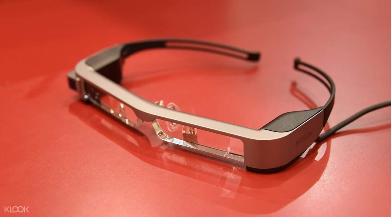 SMART字幕眼镜