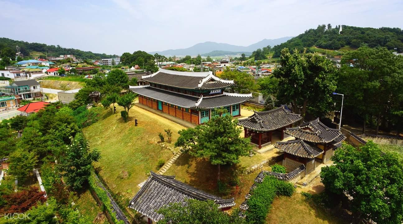 仁川江华岛历史文化之旅