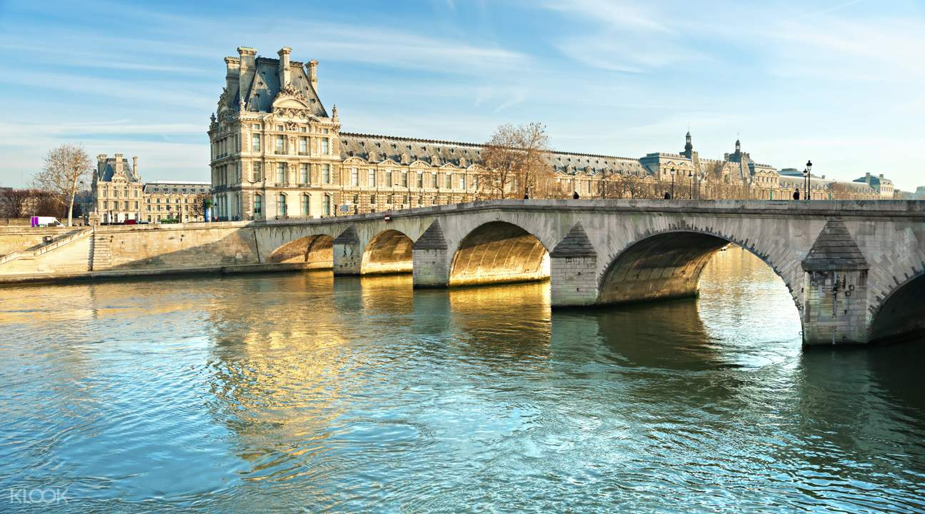 top attractions paris