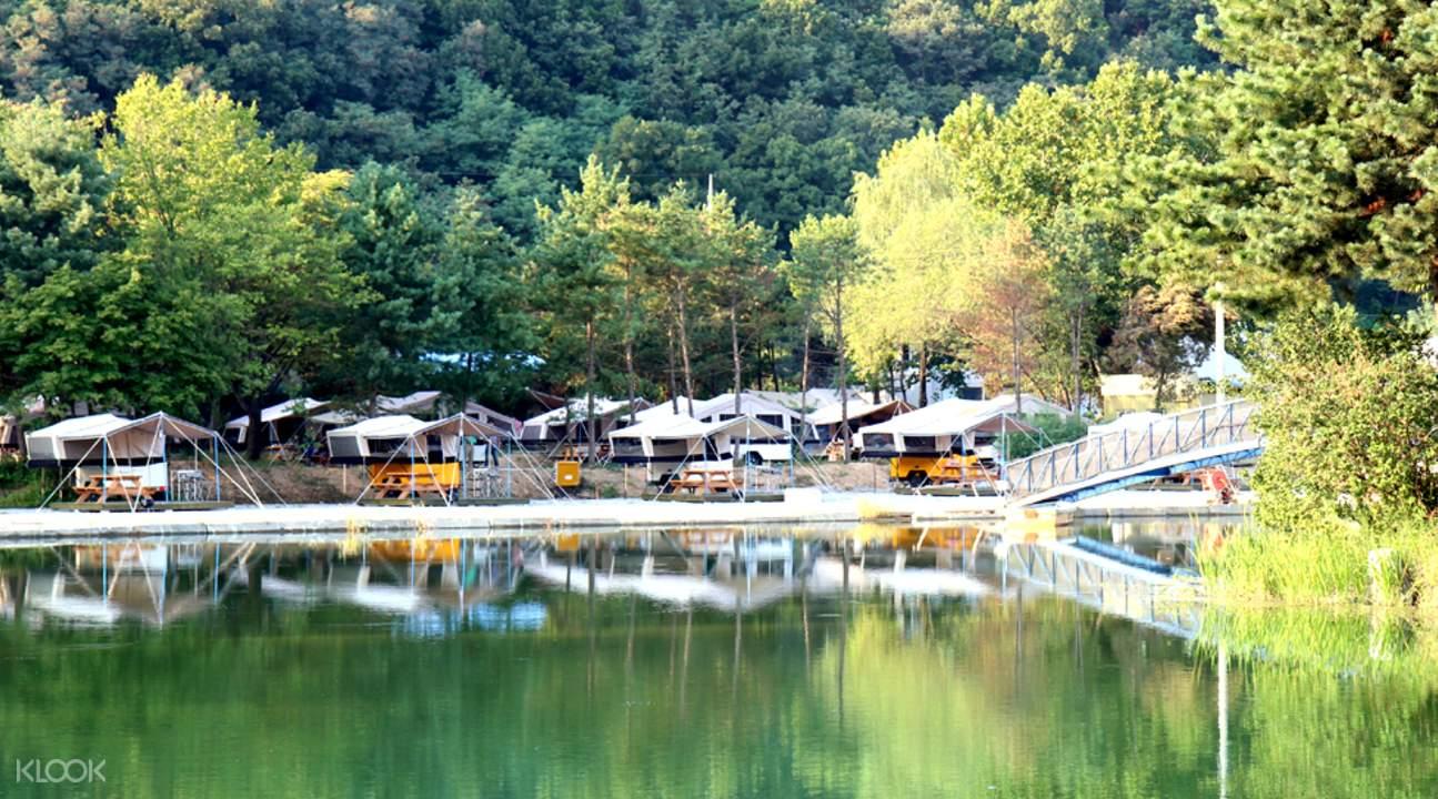 龍仁露營聖地