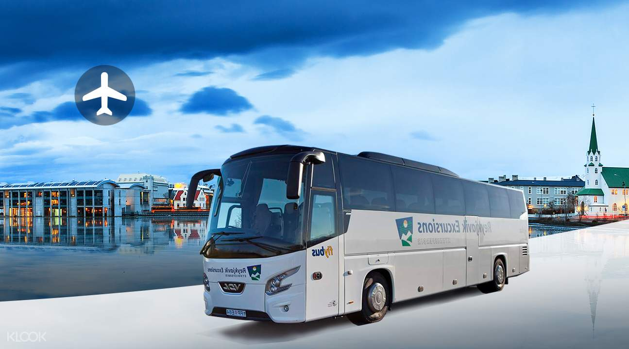 KEF shuttle bus