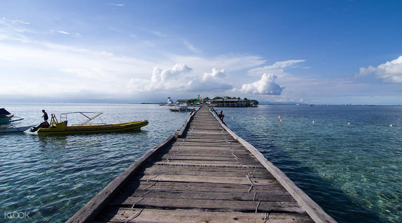 mactan island tour package