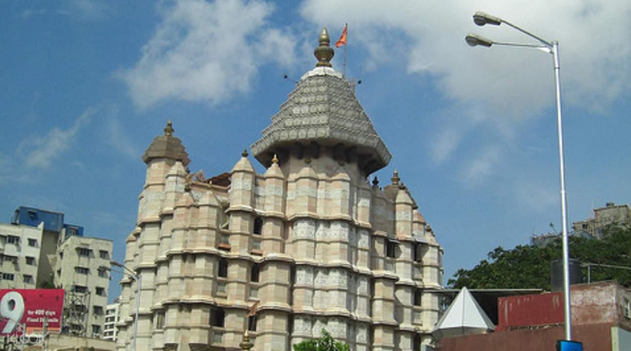 孟买宗教文化寺庙半日游