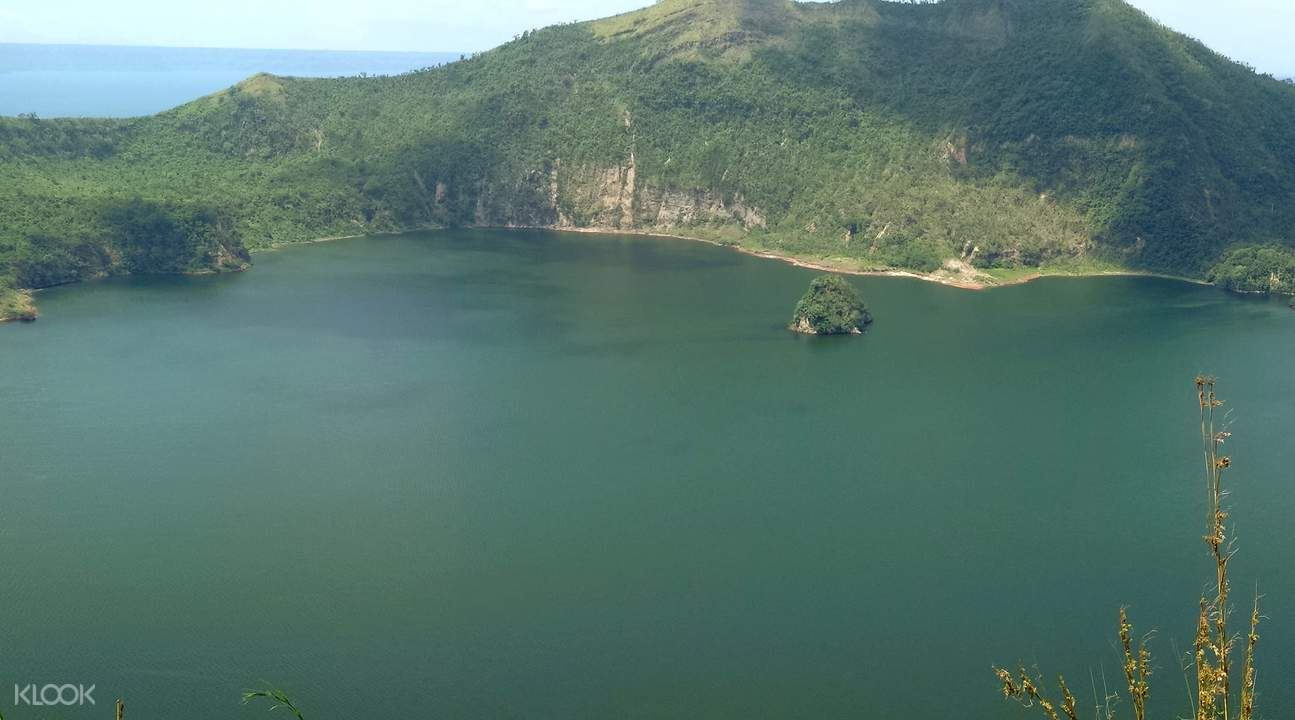 Taal Crater Lake tour