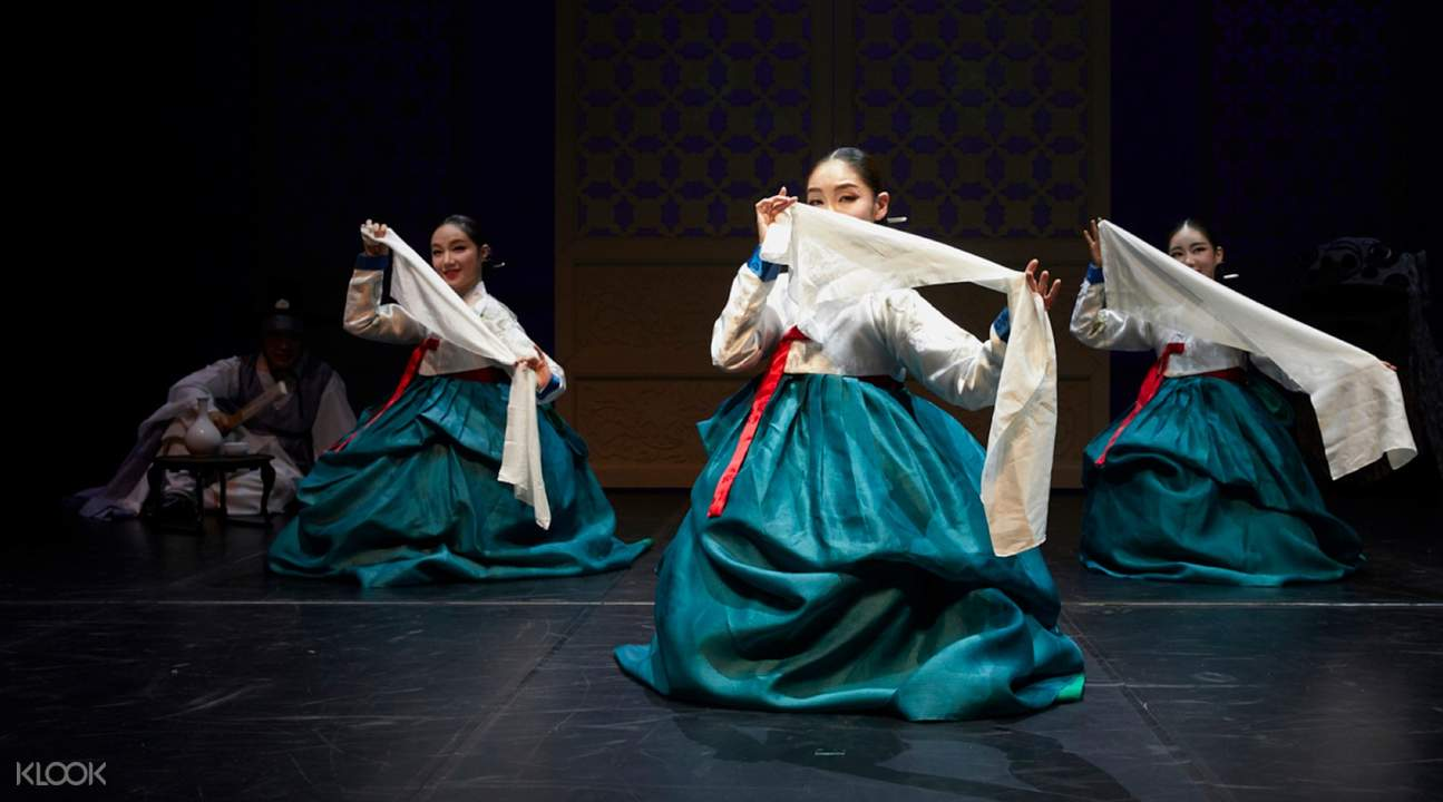 首爾「宮:張綠水傳」公演門票