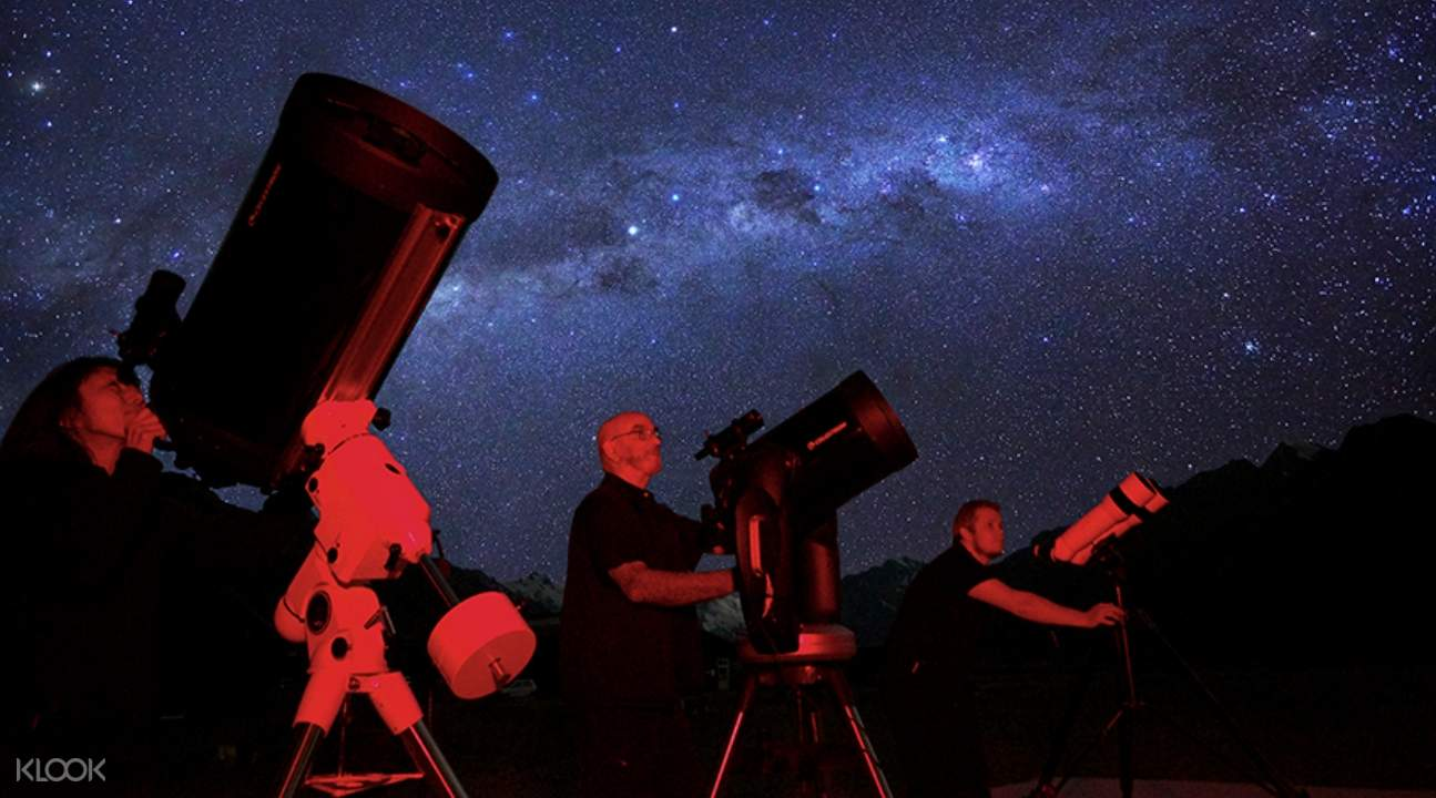 big sky stargazing in mount cook, stargazing in mount cook, stargazing in new zealand