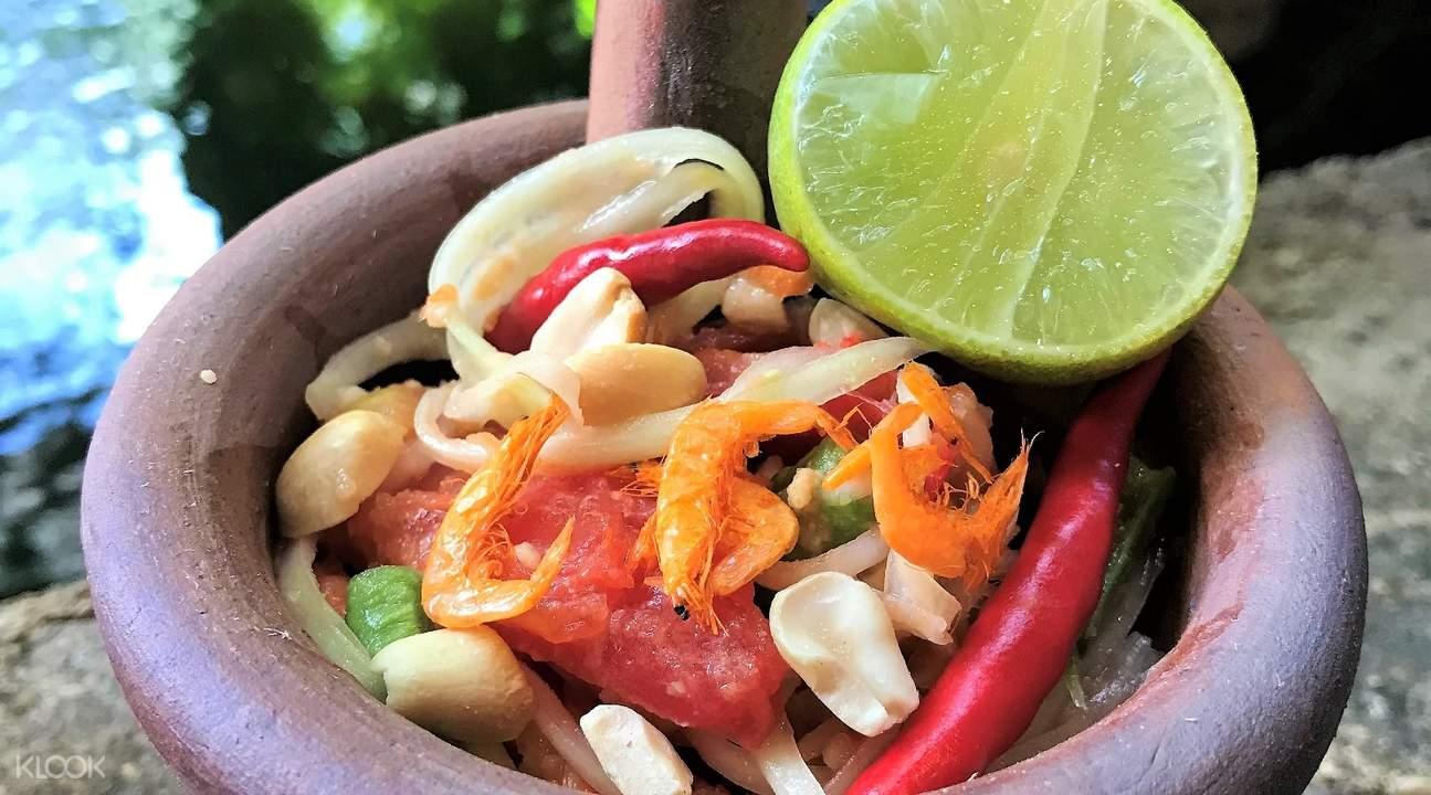 Thailand thai cooking course