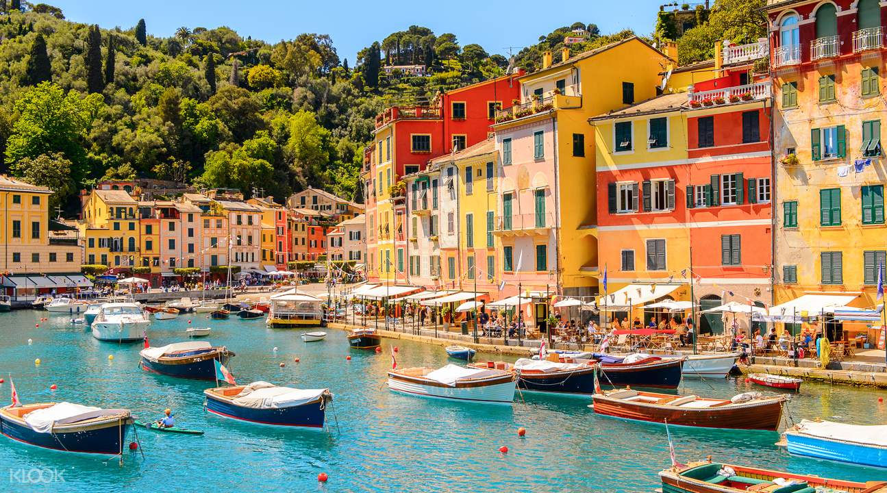 Guided Day Tour of Genoa and Portofino