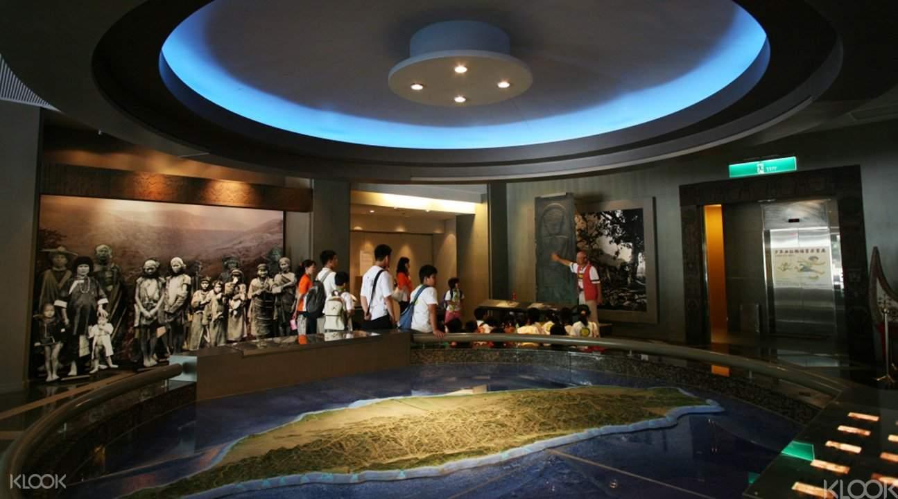 Shung Ye Museum of Formosan Aborigines Taiwan