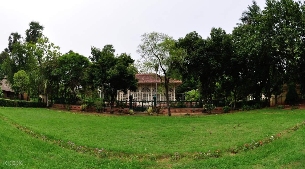 泰戈尔的故乡:圣蒂尼克坦大学城Santiniketan一日游(加尔各答出发)