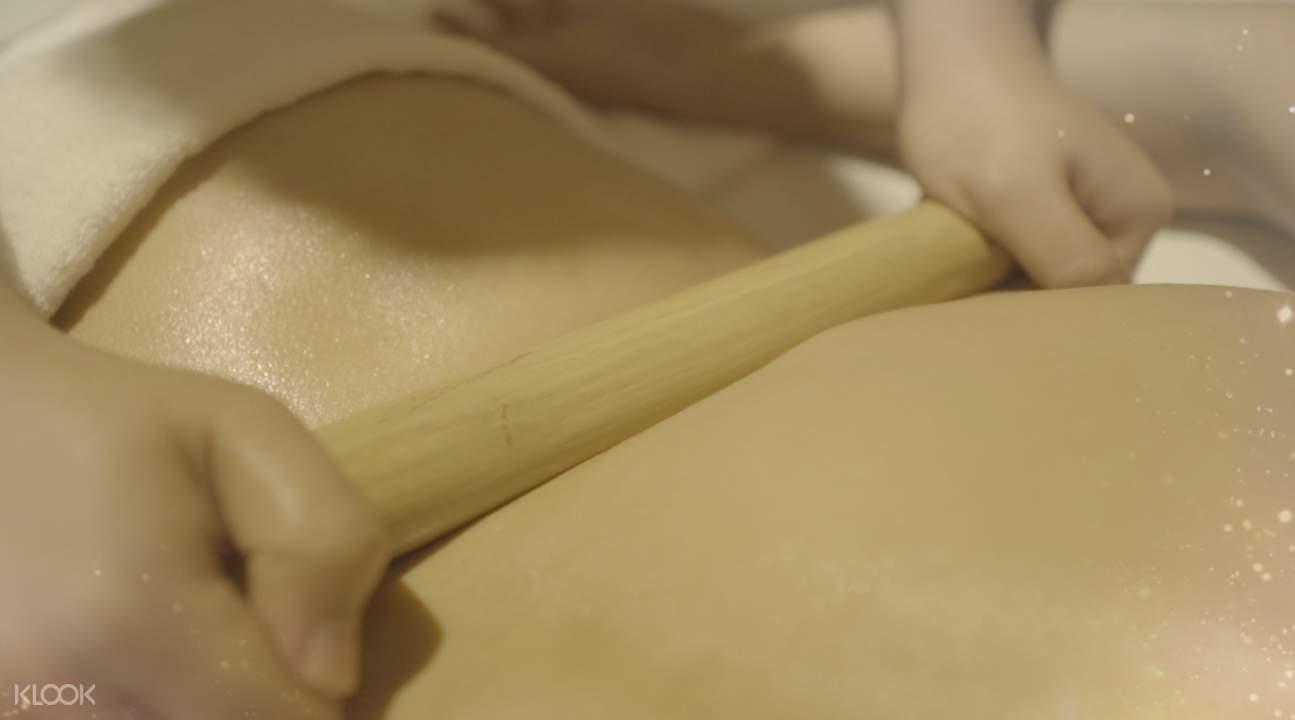 queen spa da nang, queen spa body massage in da nang, queen spa body massage experience in da nang