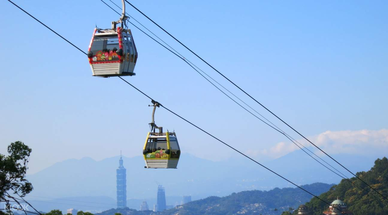 maokong gondola ticket, maokong gondola crystal cabin ticket, maokong gondola with taipei sightseeing bus ticket, maokong gondola with taipei night bus ticket, taipei sightseeing bus night ticket