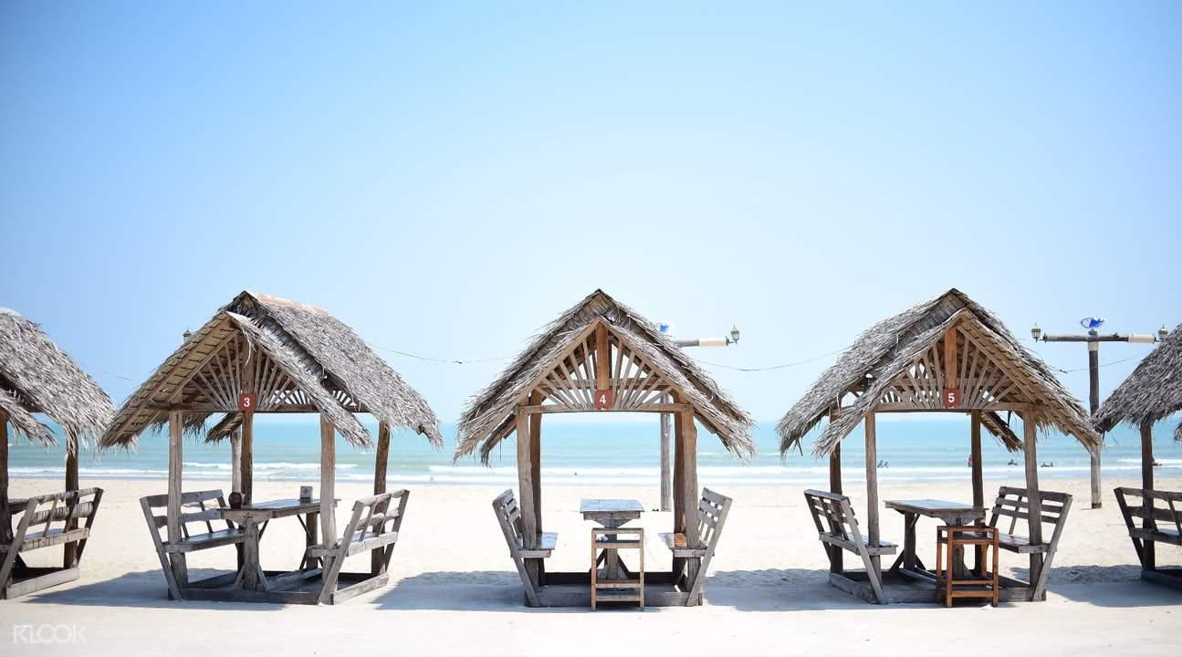 白沙滩餐厅