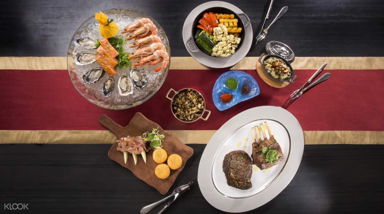 悅榕莊貝隆餐廳