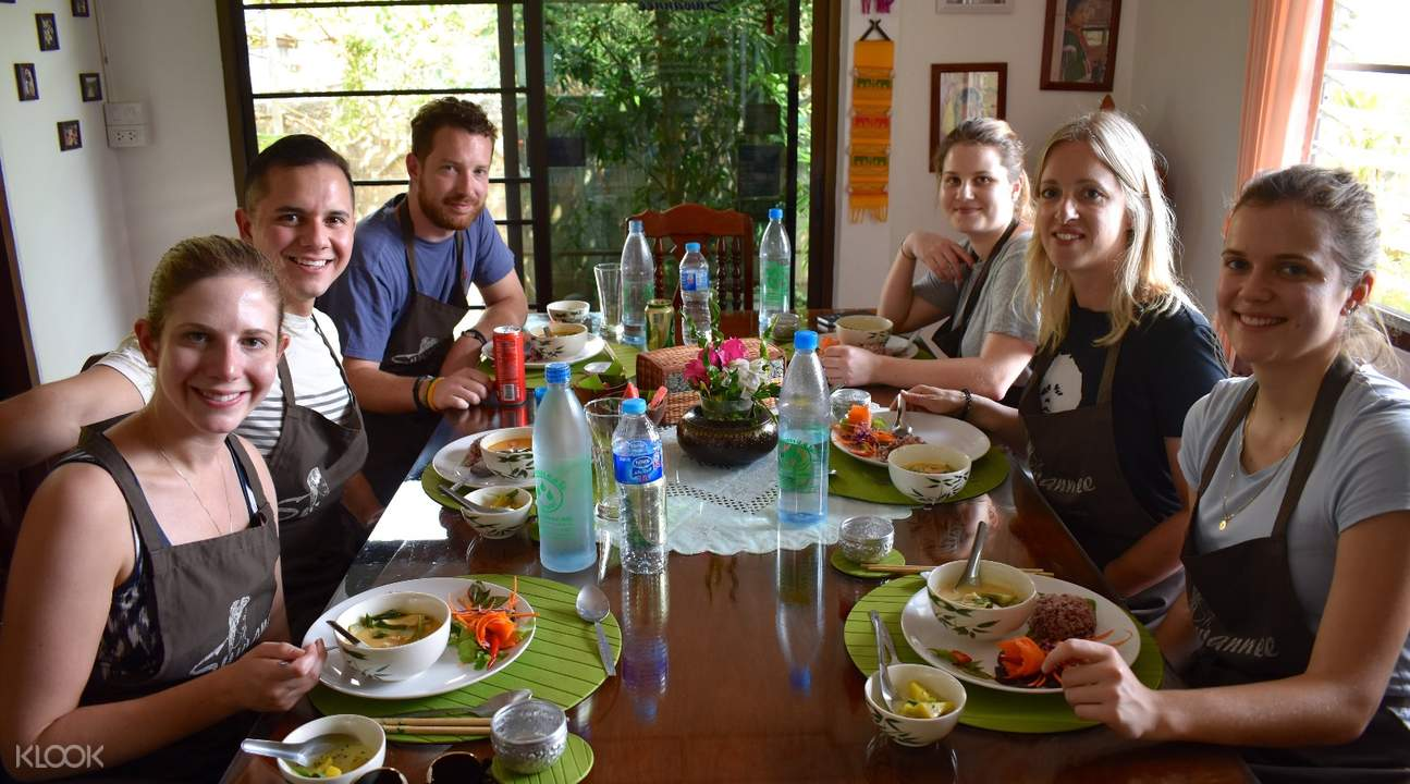 copy of recipes Suwannee Thai Cooking Class with Market Tour