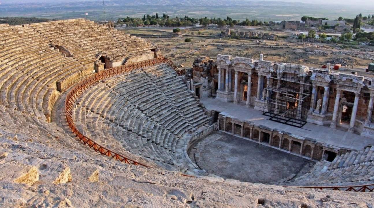 希拉波利斯古城