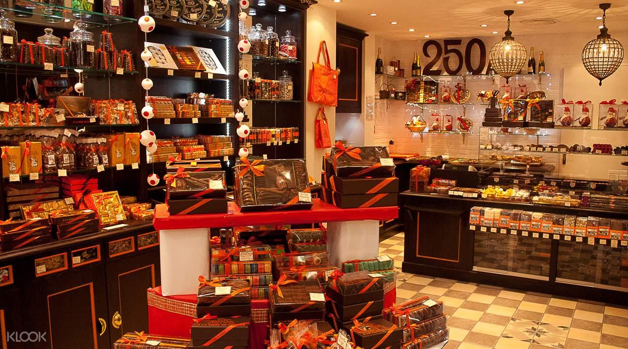 gourmet food tour paris