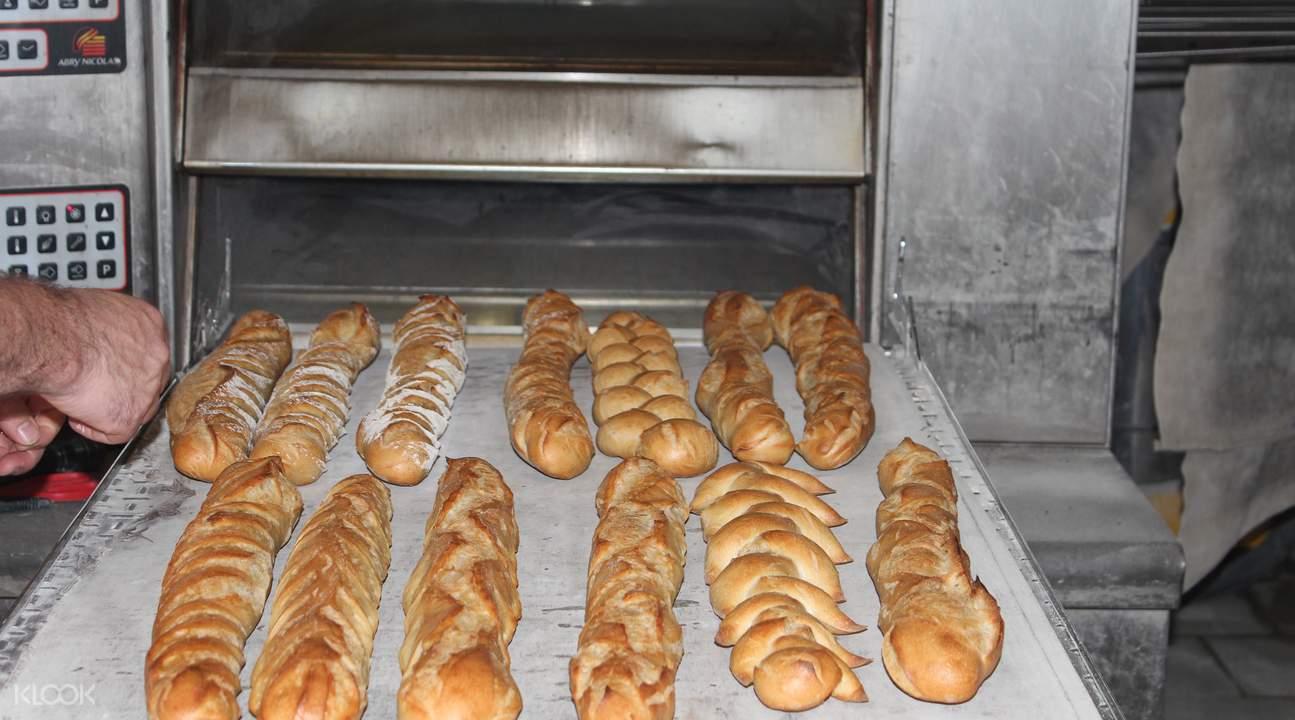 french bakery tour paris