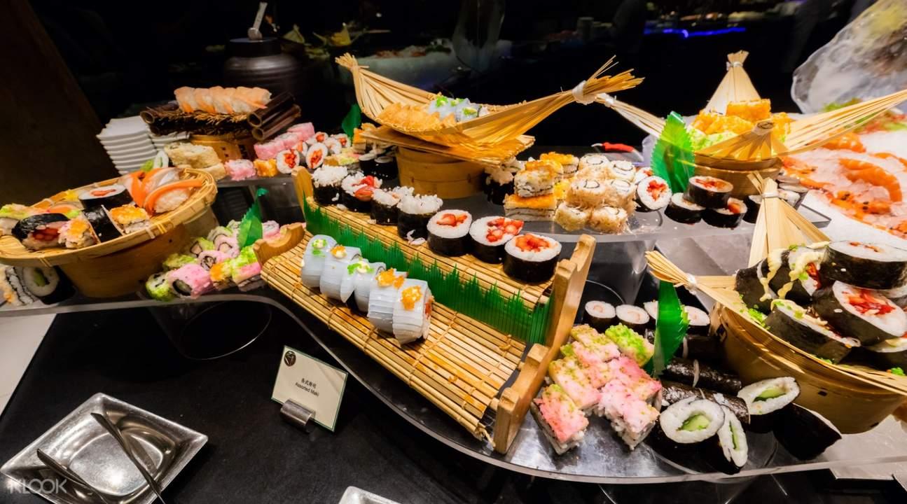 bambu macau buffet