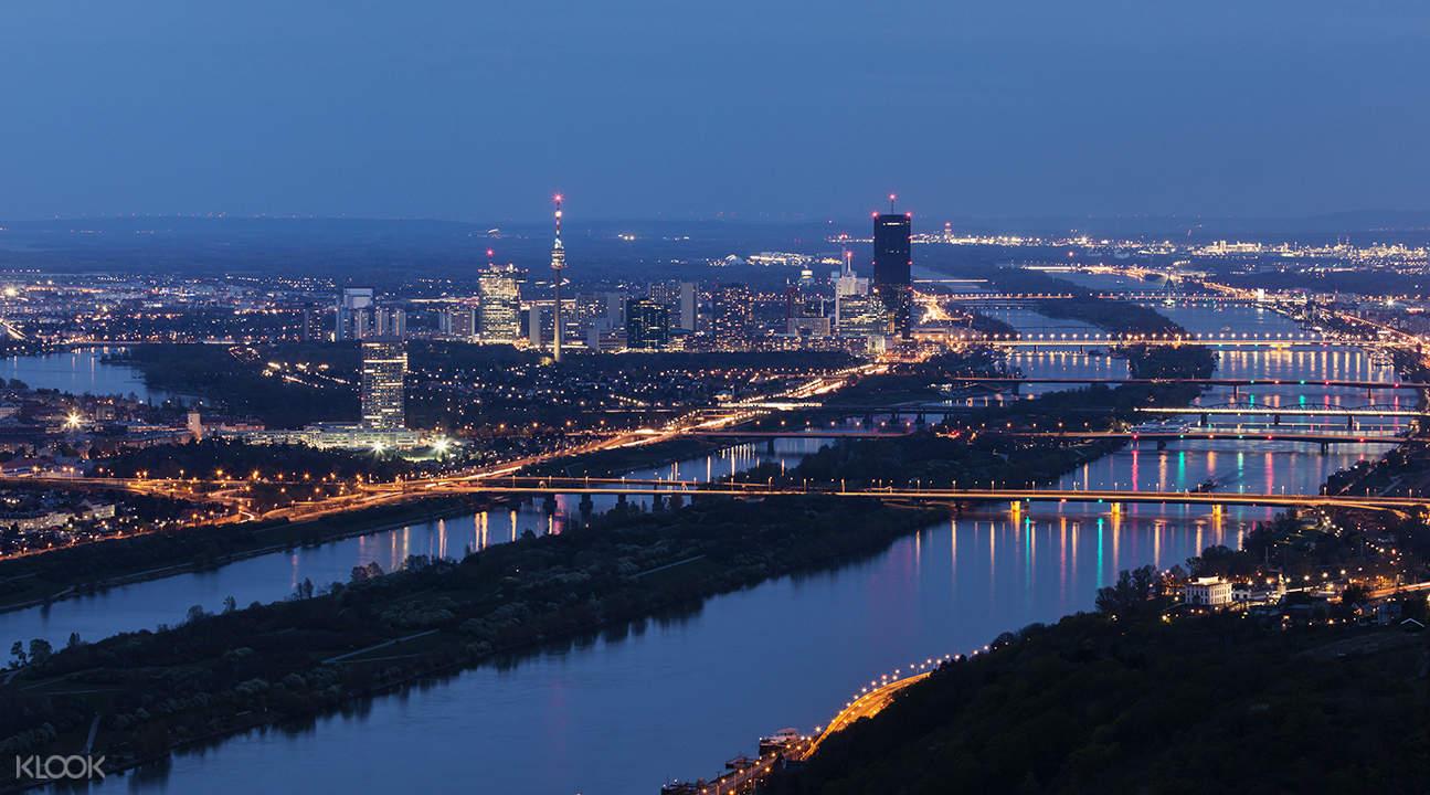 夜遊多瑙河